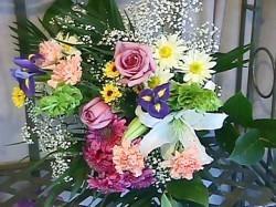 Birthday Bunch Flower Bunch