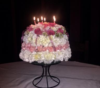 Birthday Cake In Lake Zurich IL