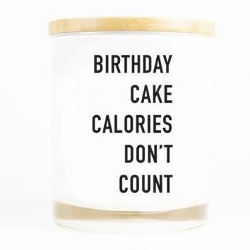 Birthday Cake Candle
