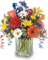 BIRTHDAY CELEBRATION ARRANGEMENT