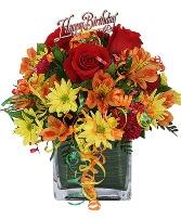 Birthday Dazzle Bouquet