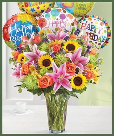 Floral Fanfare Best Seller!