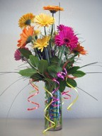 BIRTHDAY GERBERAS!