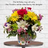 Birthday Mug