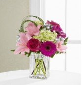 Get Well  Smile Vase Arrangement