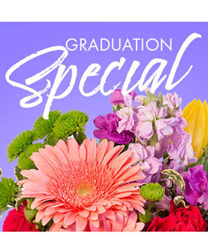 Graduation Special Designer's Choice in Asheville, NC | The Extended Garden Florist