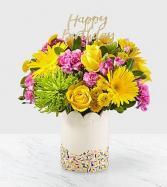 Birthday Sprinkles  Bouquet Birthday