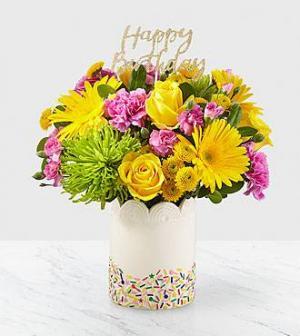 Birthday Sprinkles  Bouquet Birthday in Punta Gorda, FL | CHARLOTTE COUNTY FLOWERS