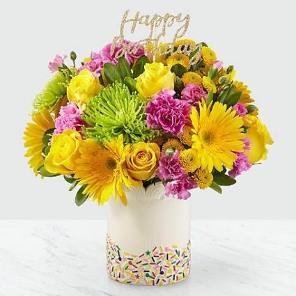 Birthday Sprinkles by FTD