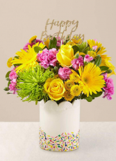 Birthday Sprinkles by FTD Birthday