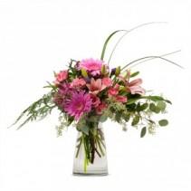 Birthday Surprise Fresh Flower Arrangement