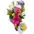 Birthday Surprise Vase/Candy Combo