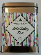 Birthday Tea Harney & Sons Tea