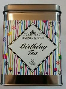 Birthday Tea Harney & Sons Tea