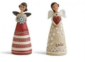 Birthday Wish Angels  Gift and Add-on in Spanish Fork, UT | CARY'S DESIGNS FLORAL & GIFT SHOP