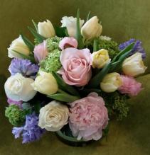 Birthday Wish Flower arrangement