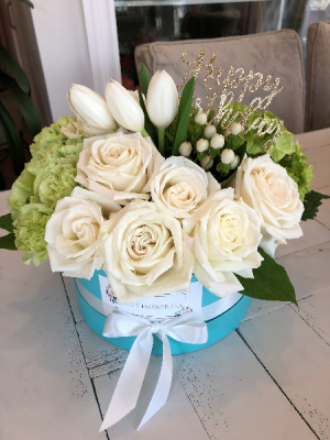 Birthday Wishes Assorted Flowers in Sparta, NJ | Bluet Flower Co.