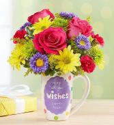 Birthday Wishes Birthday Mug
