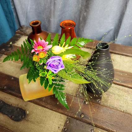 Bitz & Pieces Bud Vase