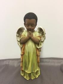 AFRICAN AMERICAN ANGEL BOY