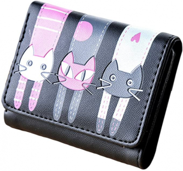Black Cat Wallet