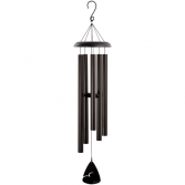 Black Fleck Windchime 44
