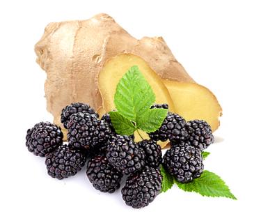 Blackberry & Ginger Infused Balsamic Vinegar