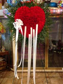 Bleeding heart Sympathy flowers