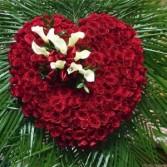 Bleeding Heart funeral Flowers