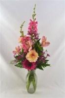Blended Beauty Vase Arrangement