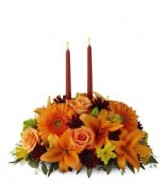 """Bless our Table"" Centerpiece *We can also custom design for your Thanksgiving table"