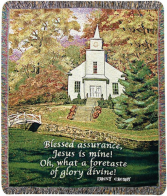 Blessed Assurance (Hazel's Church) Gifts