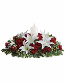 Blessed Christmas Centerpiece