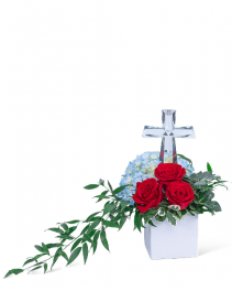 Blessed Honor Flower Arrangement