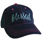 Blessed Ladies Ball Cap Ball Cap