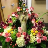 BLESSED MOTHER funeral arrangement