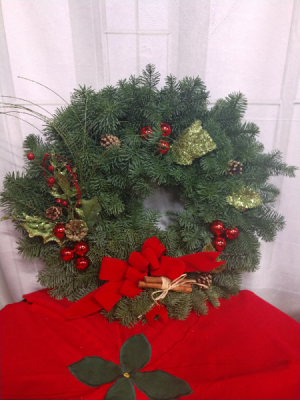 "Bling and Spice Christmas Wreath 20"" in Bend, OR 