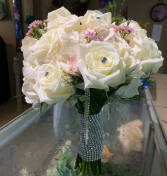 Bling Bridal Bouquet wedding bouquet