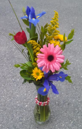 BLING & SPRING  in Presque Isle, ME | COOK FLORIST, INC.