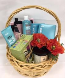 Bliss Beauty Basket Gift Basket