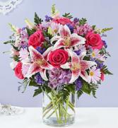 Blissful Beauty™ Bouquet Arrangement