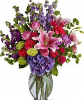 Blissful Beauty Floral arrangment