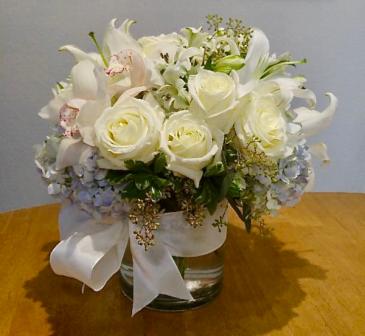 Blissful Blooms Floral Arrangement