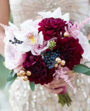 Blissful Bridal Bouquet   in Fort Collins, CO | D'ee Angelic Rose Florist