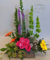 Blissful Garden Fresh Floral Design