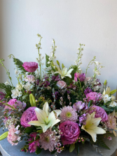 Blissful Garden Urn Arrangement