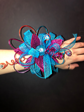 BLISSFUL GLAM Prom Corsage