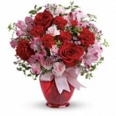 Blissfully Yours Floral Bouquet