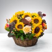 Bloom Basket  Floral arrangement