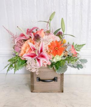 Bloom Box Designer's Choice  in Bay Saint Louis, MS | The French Potager